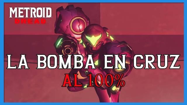 La Bomba en cruz en Metroid Dread y cómo completarlo al 100%