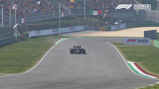 El circuito italiano de Imola llega gratis a F1 2021.