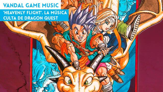 'Heavenly Flight'. La música culta de Dragon Quest