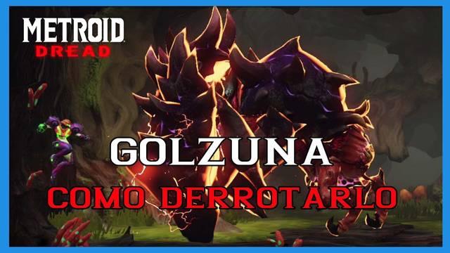 Metroid Dread: cómo derrotar a Golzuna
