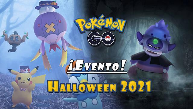 Halloween 2021 en Pokémon GO: todos los detalles del evento