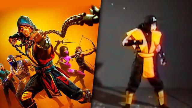 Así se hizo el Get over Here de Scorpion en Mortal Kombat 1