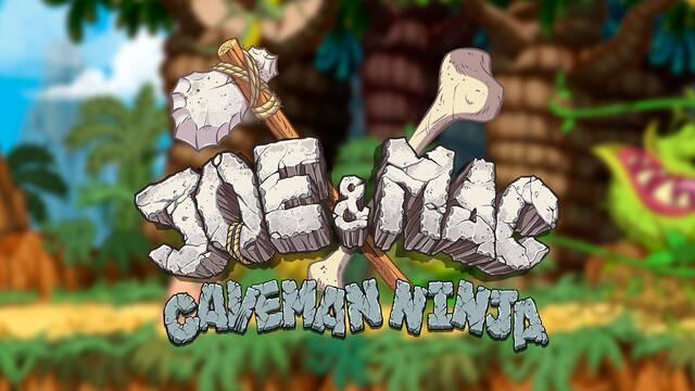 Joe & Mac: Caveman Ninja Remake para consolas y PC