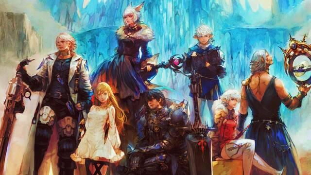 Final Fantasy 14 y sus 24 millones de jugadores