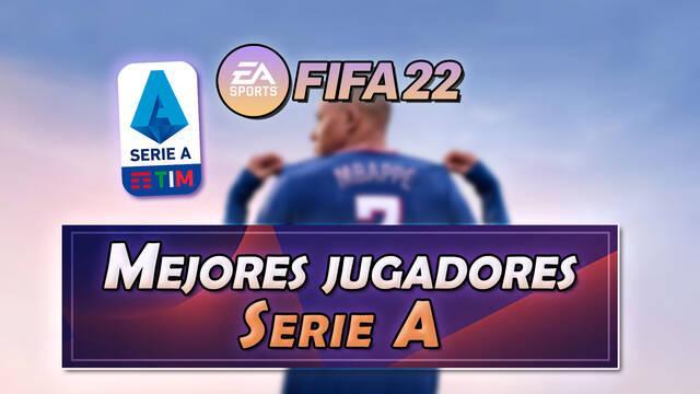 FIFA 22: Los 15 mejores jugadores de la Serie A - Medias y valoración