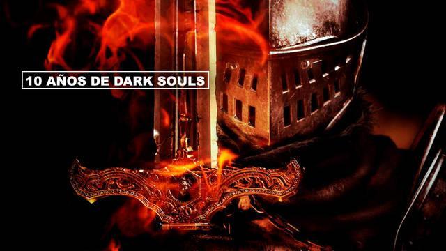 10 años de Dark Souls