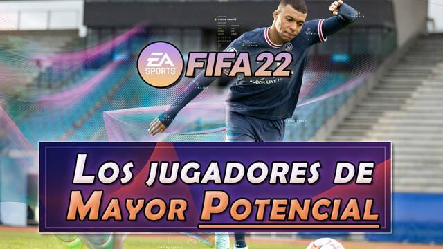 FIFA 22: Los jugadores con mayor potencial para tu equipo