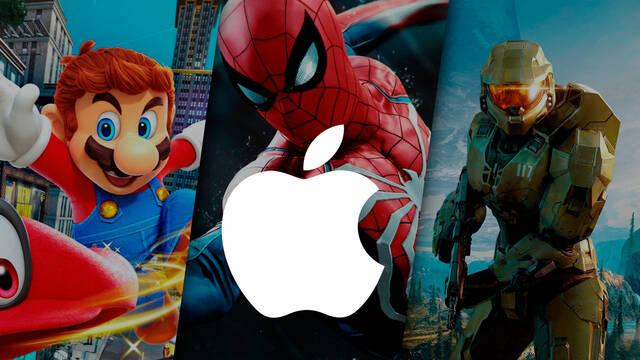Apple con beneficios superiores a PlayStation, Nintendo y Xbox