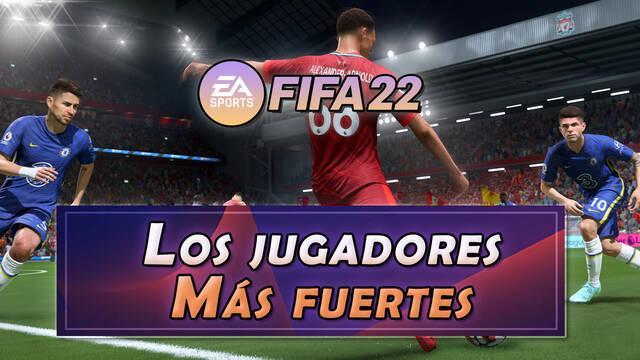 FIFA 22: Los 10 jugadores más fuertes - Medias y valoración