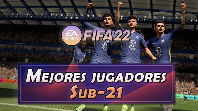 FIFA 22: Los 15 mejores jugadores Sub-21 - Medias y valoración