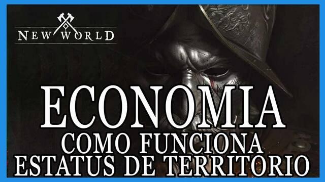 New World: cómo funciona la economía y vender objetos