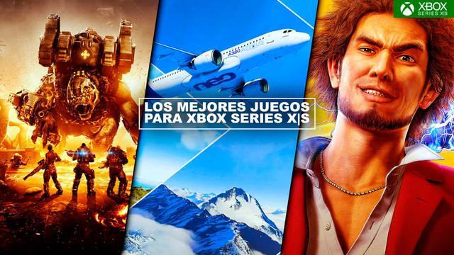 Los MEJORES juegos para Xbox Series X/S (2021) - TOP 20