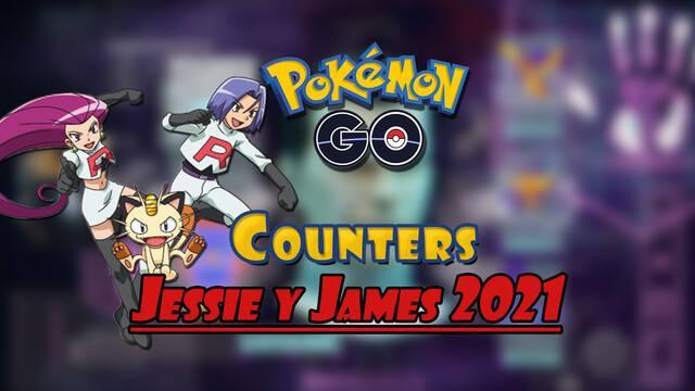 Pokémon GO: Cómo vencer a Jessie y James (2021)