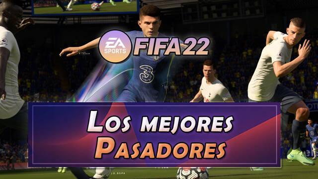FIFA 22: Los 10 mejores pasadores - Medias y valoración