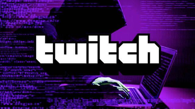Twitch hackeo con filtración de código fuente e información de usuarios