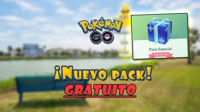 Pokémon GO regala un pack de aniversario, solo por tiempo limitado