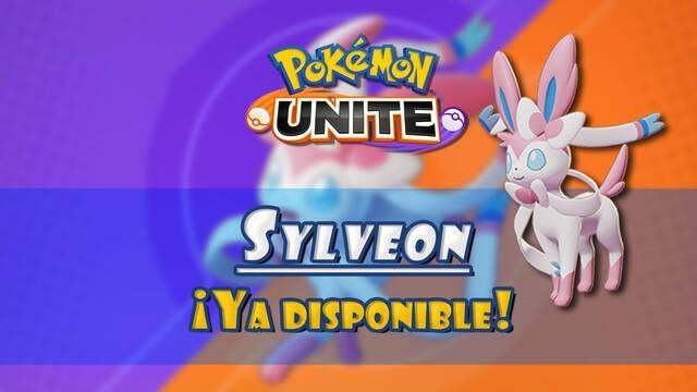 Sylveon ya disponible en Pokémon Unite: todos los detalles