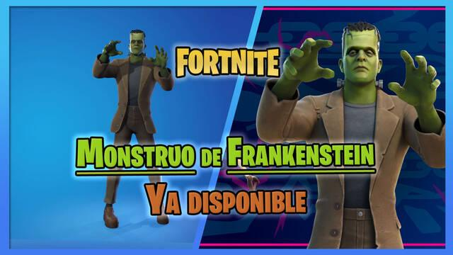 Fortnite: Skin del Monstruo de Frankenstein - Detalles y precios