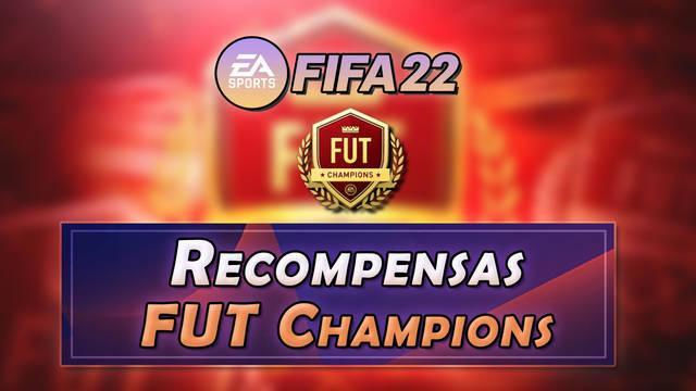 FIFA 22 | Recompensas FUT Champions, cuándo se dan y rangos