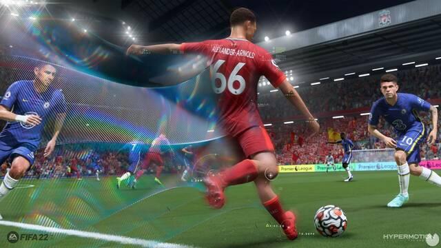 FIFA 22 recibe su nueva actualización