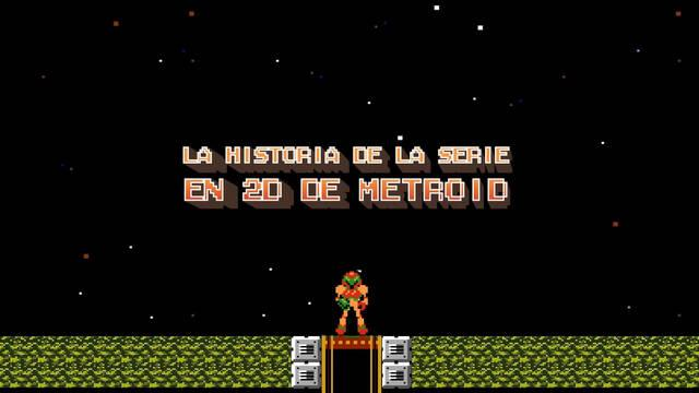 Metroid historia resumen argumento