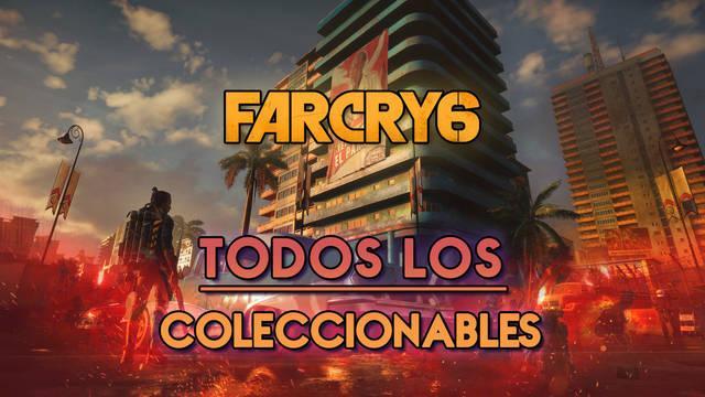TODOS los coleccionables en Far Cry 6 y cómo conseguirlos