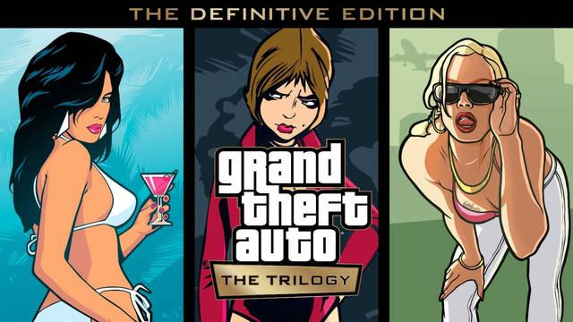 Rockstar Games anuncia Grand Theft Auto: The Trilogy - The Definitive Edition.