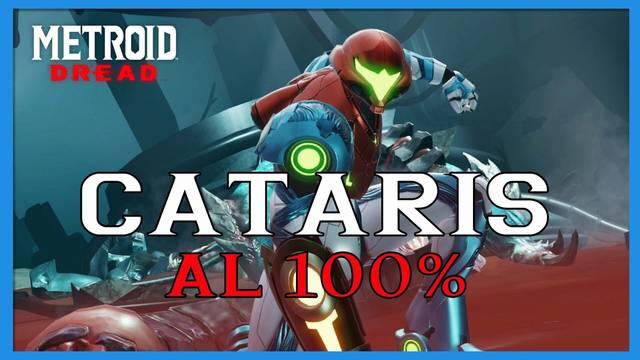 Cataris en Metroid Dread y cómo completarla al 100%