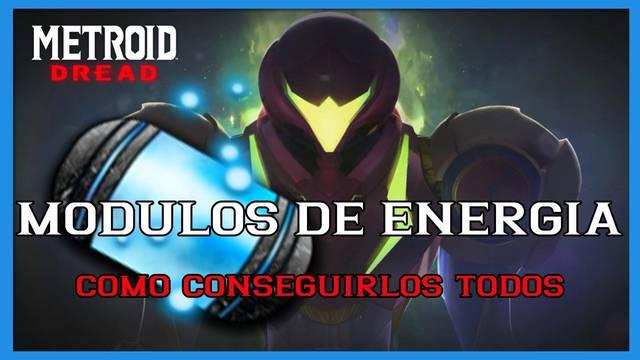 Metroid Dread: TODOS los módulos de energía y cómo conseguirlos