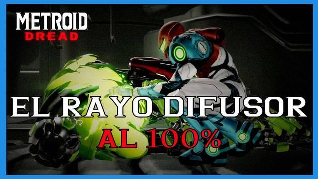 El Rayo difusor en Metroid Dread y cómo completarlo al 100%