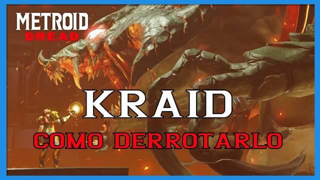 Metroid Dread: cómo derrotar a Kraid