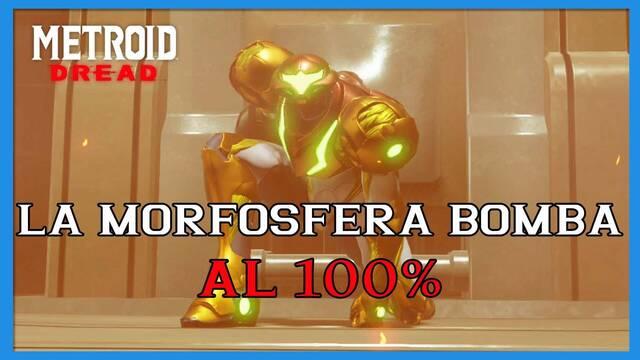 La Morfosfera bomba en Metroid Dread y cómo completarlo al 100%