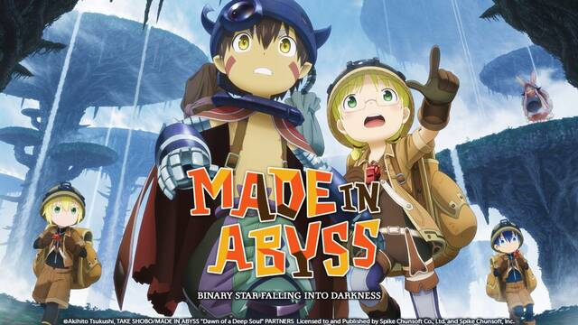 Made in Abyss: Binary Star Falling into Darkness estará disponible en PC, Switch y PS4 en 2022