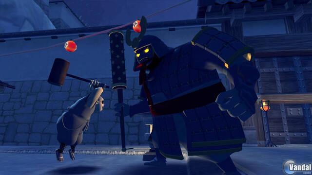 E3: Mini Ninjas se estrena en septiembre