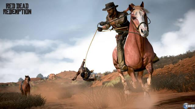 Red Dead Redemption mejora su rendimiento en Xbox One