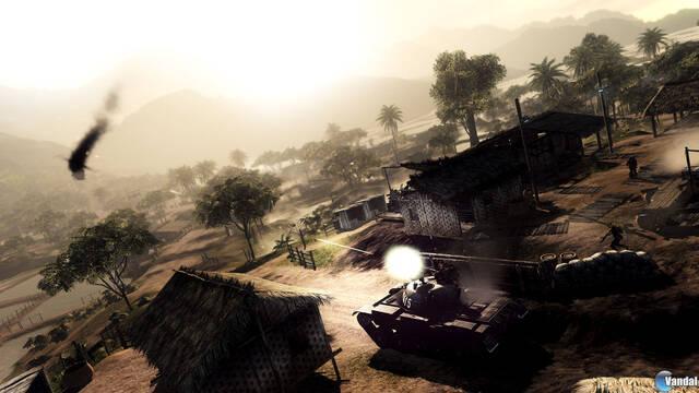TGS: Primeras imágenes y vídeo de Battlefield: Bad Company 2 Vietnam
