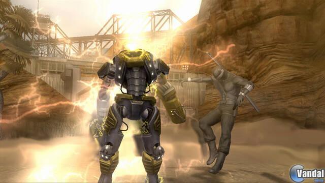 Primeras imágenes del juego de G.I. Joe
