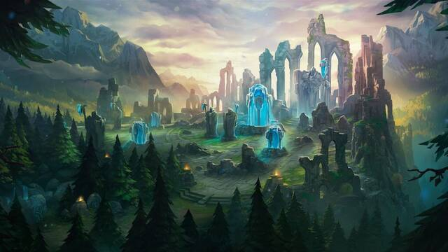 Llega el parche 7.1 a League of Legends