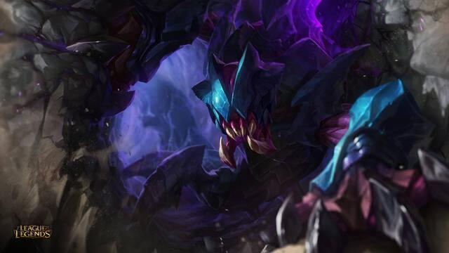 Rek'Sai llega a League of Legends