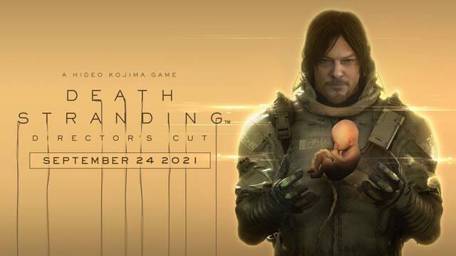 Death Stranding Director's Cut será compatible con resoluciones ultrapanorámicas