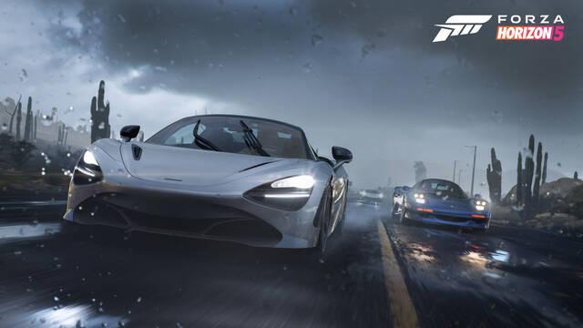 Forza Horizon 5 raytracing sonido Xbox