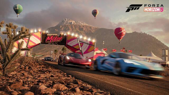 Forza Horizon 5 más esperado E3 2021