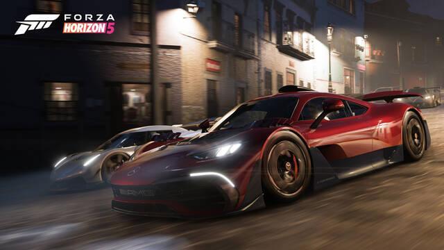 Forza Horizon 5 EventLab detalles