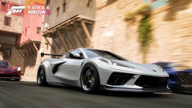 Forza Horizon 5 campaña coches
