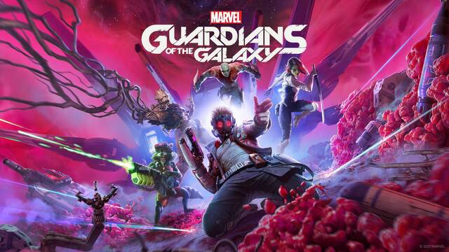 Marvel's Guardians of the Galaxy tráiler gameplay E3 2021