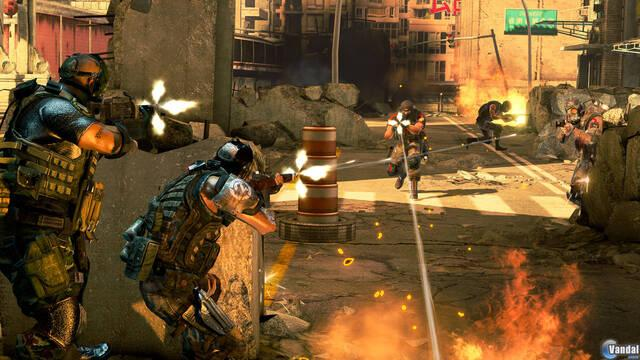 E3: Nuevas imágenes de Army of Two: 40th Day