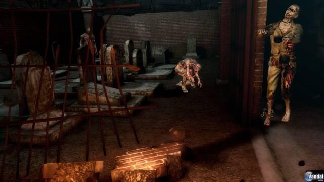 E3: Nuevas imágenes y vídeo de Resident Evil: The Darkside Chronicles