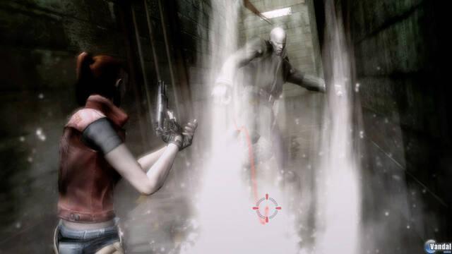 Nuevas imágenes de Resident Evil: The Darkside Chronicles