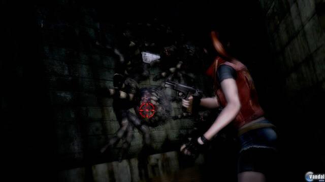 Nuevas imágenes y vídeos de Resident Evil: The Darkside Chronicles