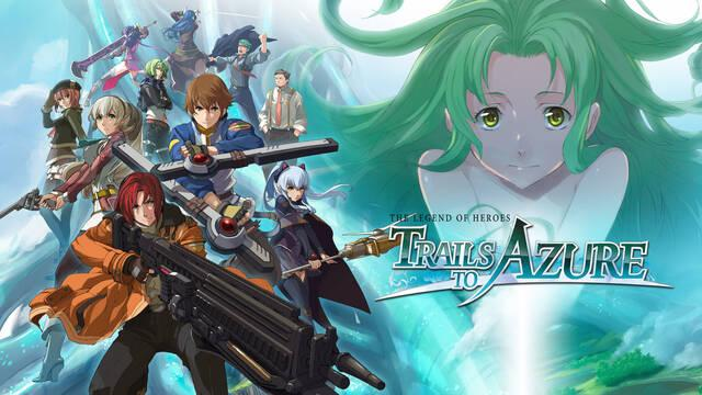 The Legend of Heroes: Trails to Azure fecha de lanzamiento PC PS4 Switch